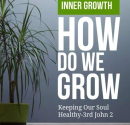 How Do We Grow As Christians